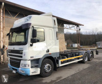 DAF trailer truck used refrigerated