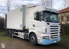 Scania refrigerated trailer truck R 500