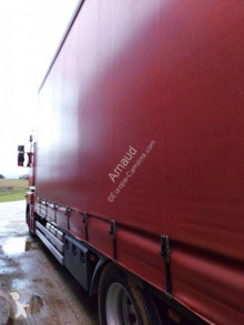 Renault Magnum 480 DXI trailer truck used tautliner