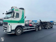 Volvo FH 500 Globetrotter trailer truck used hook arm system