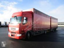 Camion cu remorca Renault Premium 460.19 obloane laterale suple culisante (plsc) second-hand