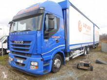 Iveco Stralis 260 S 45 trailer truck used tarp