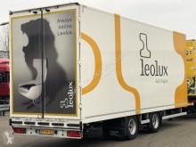 Rimorchio furgone WIPKAR GESLOTEN ALUMINIUM OPBOUW / APK 11-2021