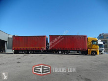 Renault AE trailer truck used tautliner