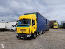 Renault Premium 430.26 trailer truck used tautliner