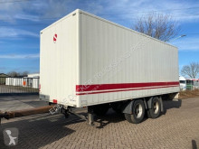 Box trailer MA2-18 CLOSED BOX