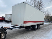 Fruehauf A2-218A CLOSED BOX trailer used box