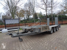 Flatbed trailer/blokvogn koop ifor williams machinetransporter