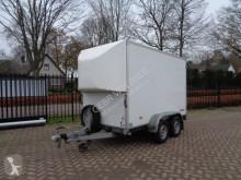 Koop hapert gesloten aanhanger/dichte aanhanger/tandemasser trailer used box
