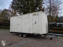 Remorque koop deco unit/saneringswagen