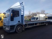 Vrachtwagen Iveco Eurocargo 120 E 18 tweedehands platte bak standaard