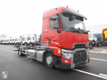 Camion cu remorca Renault Gamme T High 480 P4X2 E6 transport containere second-hand