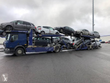 Renault Premium 430 trailer truck used car carrier