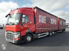 Renault Gamme T T480.26 DTI 13 trailer truck used tautliner