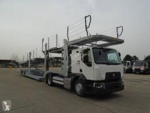 Renault D-Series 430.19 DTI 11 trailer truck new car carrier