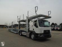 Camion remorque Renault Gamme D 430.19 DTI 11 porte voitures neuf
