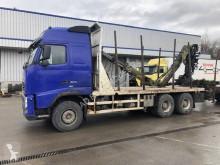 شاحنة مقطورة Volvo FH12 500 ناقلة خشب مستعمل