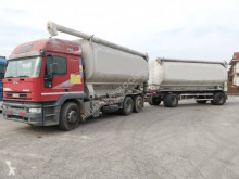 Camión remolque Iveco Eurostar cisterna usado