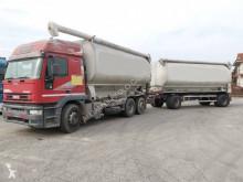 Kamion s návěsem cisterna Iveco Eurostar