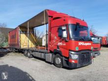 Camião reboque cortinas deslizantes (plcd) Renault Gamme T 460 P6X2 E6