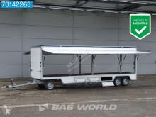 Remolque tienda Hapert HA-MA-SW Nieuw Oploopremmen Marktwagen Verkoopwagen