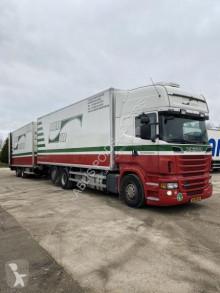 Camion remorque frigo mono température Scania R 500