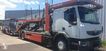 Renault Premium 460.19 trailer truck used car carrier