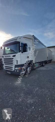 Camión remolque furgón estándar Scania G 360