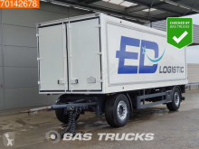 Box trailer 2.000 KG Ladebordwand