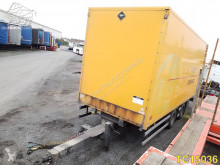 Box trailer truck Closed Box