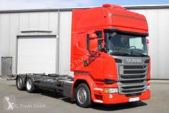 Kamion podvozek Scania R 410 6X2 BDF Jumbo Topline Standklima etade
