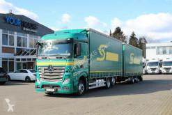 Camion remorque rideaux coulissants (plsc) Mercedes Actros 2545 E6 /Retarder/ACC/Lenkachse/Jumbo ZUG