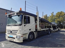 Camion remorque porte voitures Mercedes Actros 1844