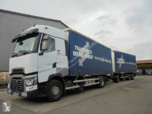Camion remorque porte containers Renault Gamme T High 480 P4X2 E6