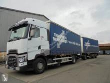 Kamion s návěsem Renault Gamme T High 480 P4X2 E6 nosič kontejnerů použitý