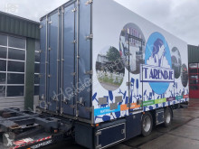 Flower Transport | Dhollandia Onderschuifklep trailer used box