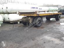 Anhænger containervogn brugt