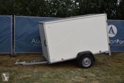 Vrachtwagen met aanhanger bakwagen Gesloten Aanhangwagen