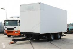 Box trailer BLOEMEN PLANTEN A.P.K./ T.U.V. 22 - 02 2022