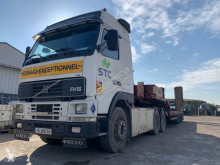 Volvo F16 trailer truck used heavy equipment transport