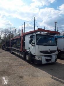 Camion remorque Renault Premium porte voitures occasion
