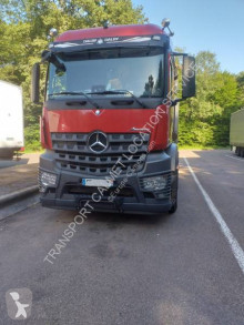 Camion remorque Mercedes Arocs 2648 LS polybenne occasion