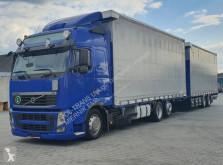 Camion remorque Volvo rideaux coulissants (plsc) occasion