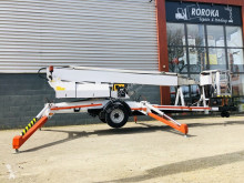 Denka Lift DL25 trailer used aerial platform