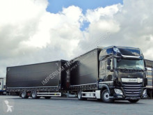 Camion remorque rideaux coulissants (plsc) DAF XF 450 / JUMBO TRUCK 120 M3 /VEHICULAR/ACC