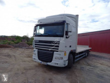 Camion remorque DAF XF105 460 plateau occasion