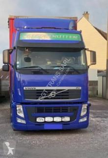 Volvo tautliner trailer truck FH12 420