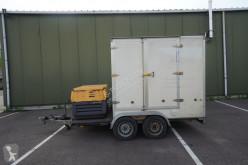 آلة لمواقع البناء مكبس CLOSED BOX WITH ATLAS COPCO COMPRESSOR
