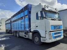 Camion remorque Volvo FH16 540 bétaillère bovins occasion