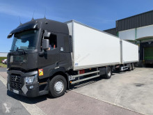 Camion remorque fourgon déménagement Renault Gamme T 460
